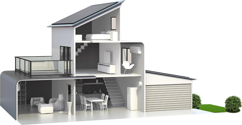Okos otthon tervezés és megvalósítás